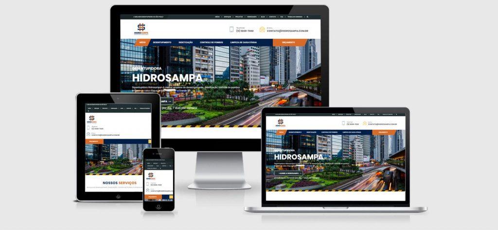 Criação de Sites em SP