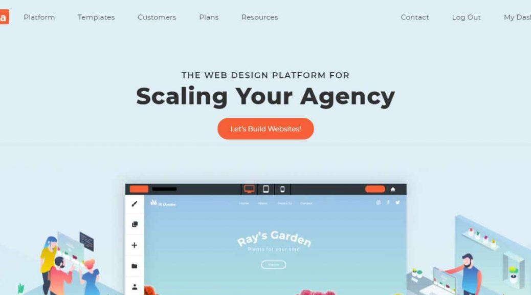 O que é o Duda e como criar um site profissional e responsivos