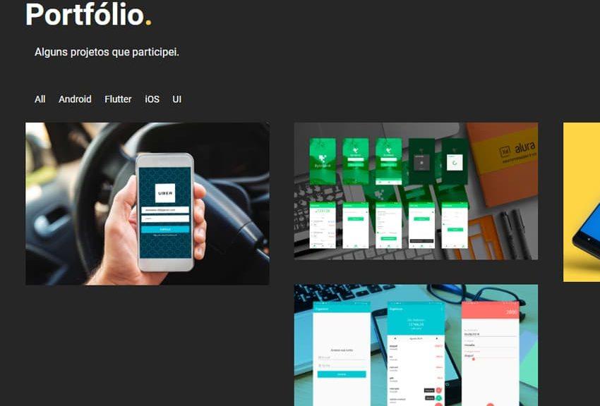 Criamos o site do Anderson Melo Engenheiro de Software - Agência Next Setep - Ter um site é só o primeiro passo.